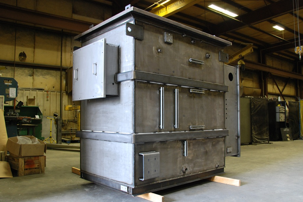 Complete Precision Sheet Metal Fabrication